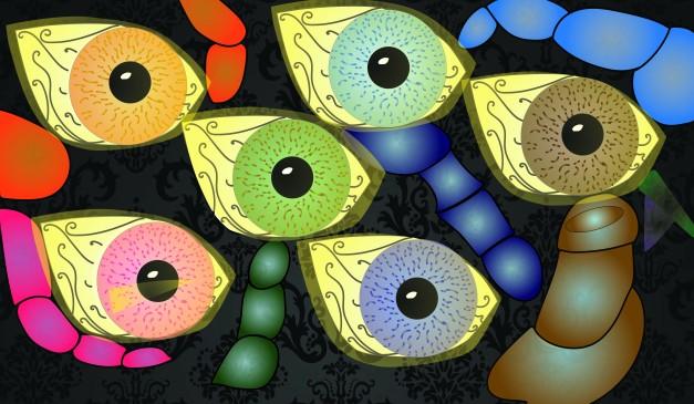 eye tube